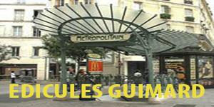 Edicules Guimard