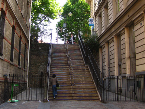 Belleville escalier rue levert.jpg